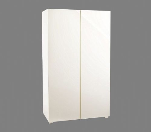 Cosmos Cream Gloss Double Wardrobe